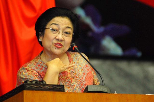 Megawati: Lucu Banget Indonesia Sekarang