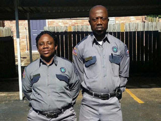 nigerian couple correctional officers texas