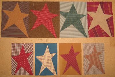 Stars for Cheri Payne's Sweet Land of Liberty