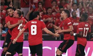 Manchester United vs Inter Milan 1-0 Full Highlights