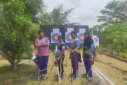 4 Atlit Panahan SMP Mutual Berkompetisi Dalam Ajang Internasional