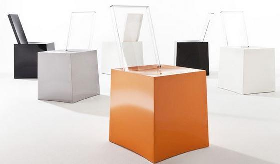 Arredo a modo mio miss less kartell la sedia design che for Sedia design kartell
