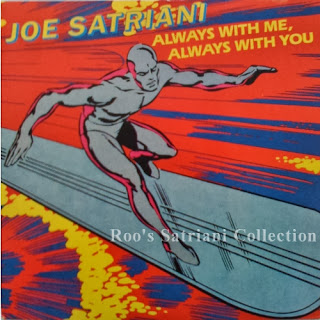 Always with me, always with you. Joe Satriani