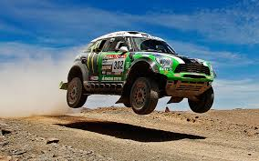 Stephane Peterhansel Rally Dakar