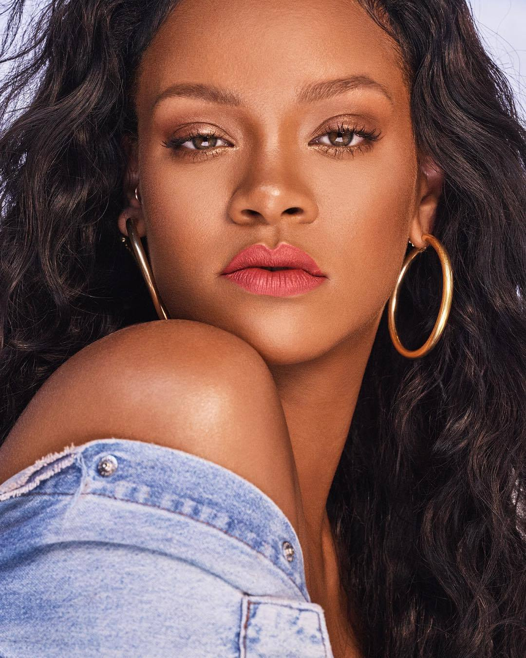 Fenty Beauty | 'Mattemoiselle' Newest Lipstick Shades starring Rihanna