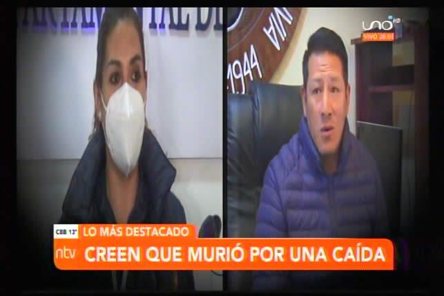 Presumen que Orlando Gutiérrez se habría rodado más de 10 gradas en su domicilio