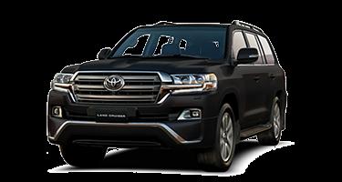 Harga Toyota Land Cruiser