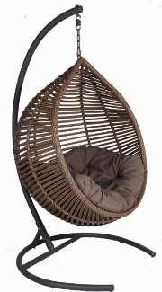 GPdesign hangstoel met frame