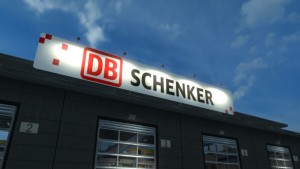 Garage DB Schenker