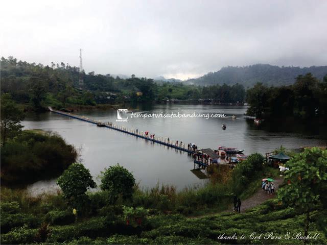Berwisata di Glamping Lakeside Rancabali Bandung