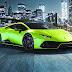 Automobili Lamborghini presenta el Huracán EVO Fluo Capsule
