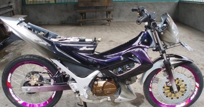 Gambar Modifikasi Motor: Gambar Modifikasi Satria Fu