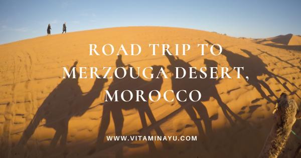 Road Trip to Merzouga Desert, Morocco (Part 2)