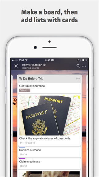 1be6b2141 تطبيق تريلو - تحميل تطبيق تريلو مجاناً - تطبيق Trello | تطبيقات جوال ...