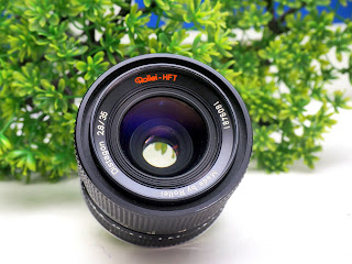 Jual Lensa Rollei Distagon Second For Canon