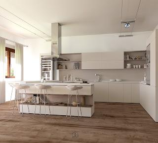 Design interni e rendering by Giulia Calvani