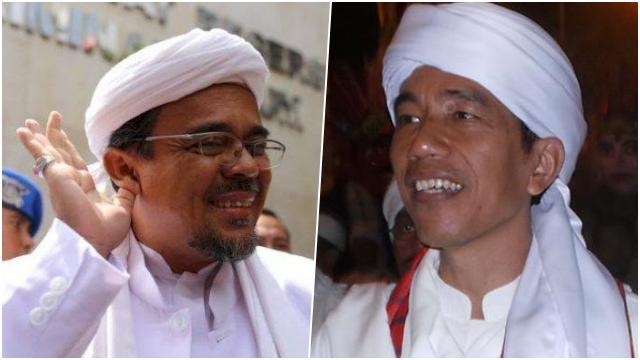 Abu Janda dan Pigai Bertemu, Rocky Gerung: Harusnya Jokowi dan Habib Rizieq