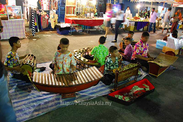 Krabi Pasar Malam