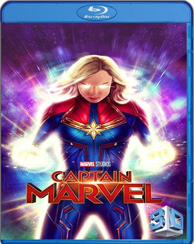 Captain Marvel [2019] [BD50] [Español] [3D]
