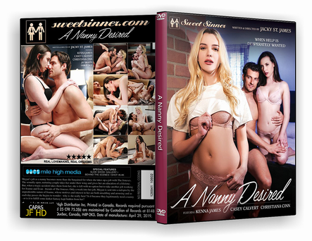 DVD Nanny Desired xxx 2019 - ISO