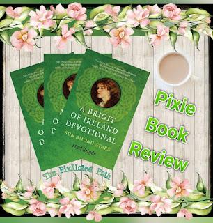Pixie Book Review: A Brigit of Ireland Devotional by Mael Brigde