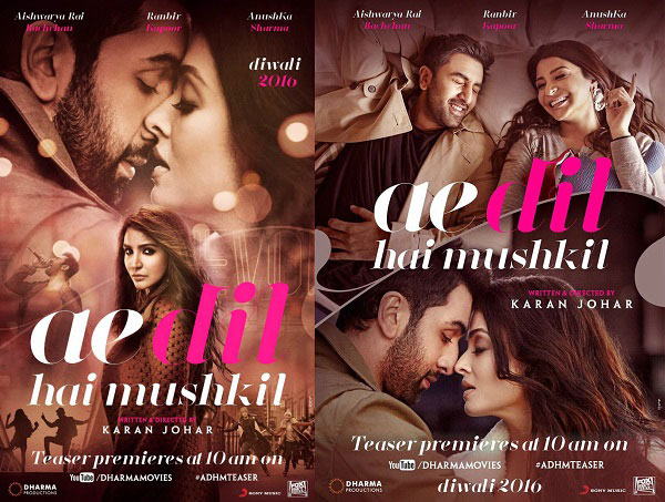 Ae Dil Hai Mushkil 4th Day Collection, 4 Days Collections Report