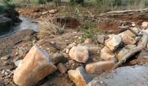 Prefeitura monta força-tarefa para reparar estradas