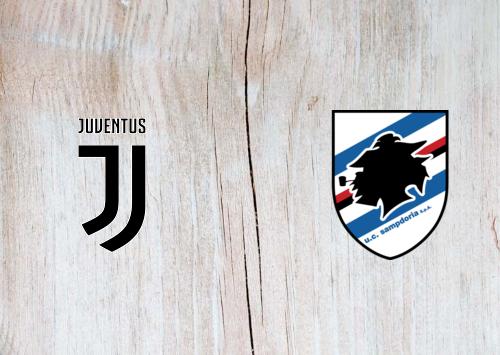 Juventus vs Sampdoria -Highlights 26 July 2020