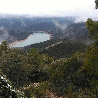 LO MEU MATARRAÑA, Juan Carlos Abella, pantano, Valderrobres, Beceite