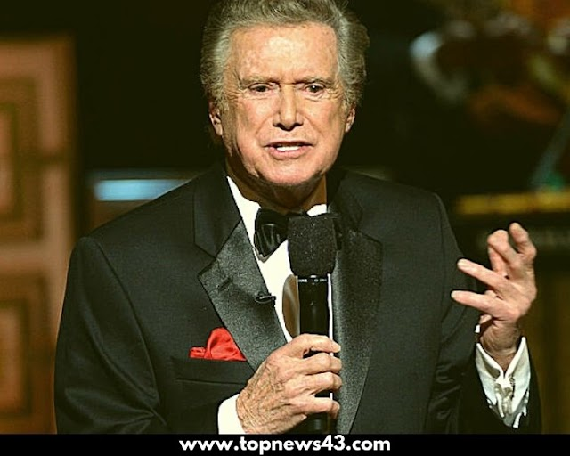 American Actor Regis Philbin Has Died At The Age Of 88