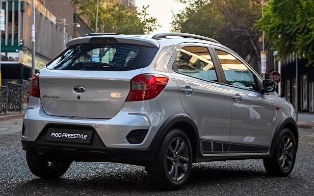 Ford Figo / Ka FreesTyle 2021
