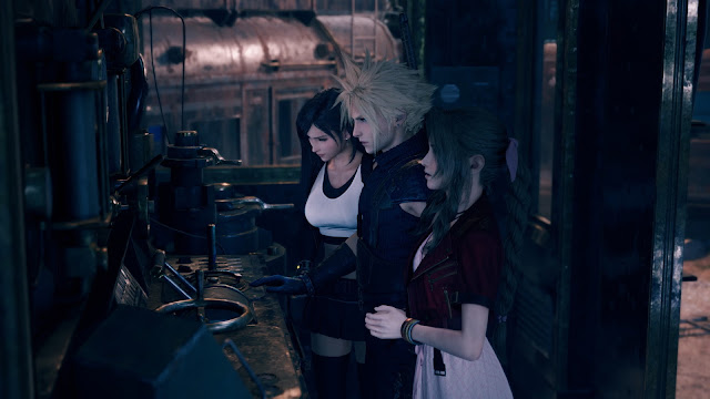 guapos Final Fantasy 7 Remake