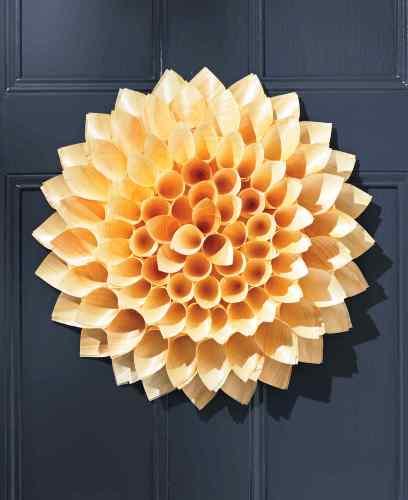 Ide hiasan minimalis untuk pintu depan rumah Rancangan Hiasan Pintu Rumah Minimalis