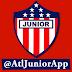 DESCARGA LA APLICACION OFICIAL  DE EL JUNIOR DE BARRANQUILLA - Junior App GRATIS (VERSION PREMIUM E ILIMITADA PARA ANDROID)