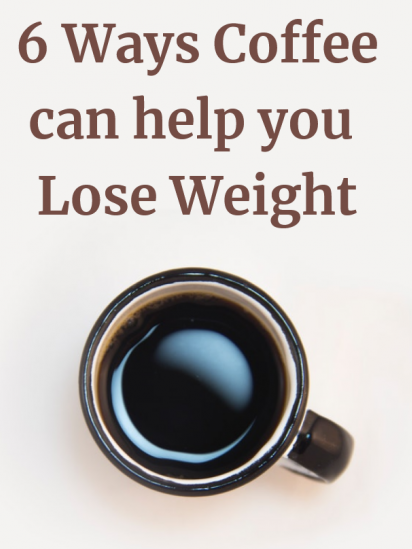 Can coffee help you lose weight?