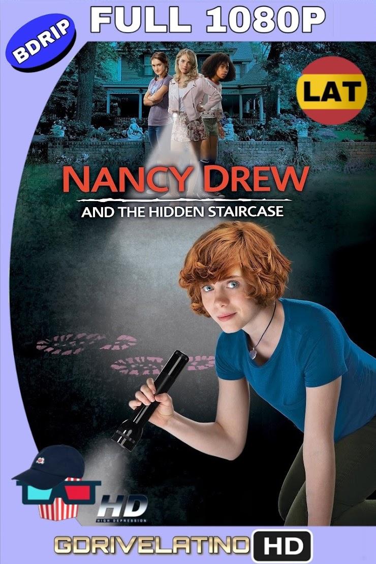 Nancy Drew y La Escalera Escondida (2019) BDRip 1080p Latino-Ingles MKV