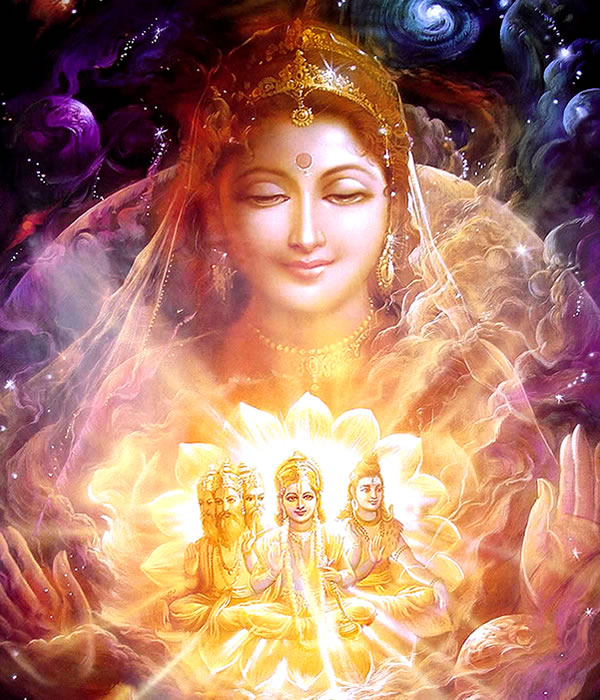 Spiritual Poetry Expressing Love For God : Cosmic Mother Hear My Cries By Poet Rohit Anand