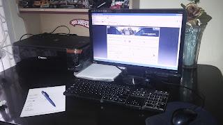 Keracunan Layar Komputer