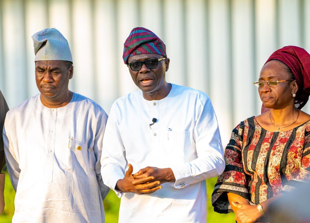 Sanwo-Olu Declares State Of Emergency On Roads, Massive Rehabilitation Of All Lagos Roads Starts On Monday
