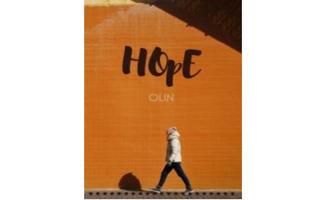 HOPE, Novel Mengisahkan Harapan Seorang Wanita