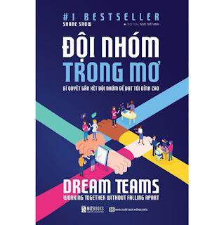 Sách : Dream Teams – Đội nhóm trong mơ ebook PDF-EPUB-AWZ3-PRC-MOBI