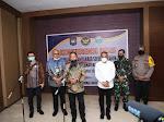 Rakor Pilkada Serentak 2020 di Hotel Grand Aston Medan Dihadiri Kapolda Sumut dan Gubsu