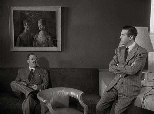 Charles Laughtoni, Ray Milland -The Big Clock (1948)