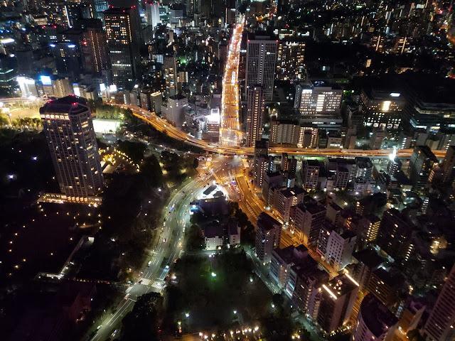 Tokyo Tower - Expressway View © byuu