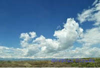 what is the weather associated with cumulus clouds