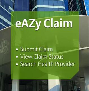cara gampang klaim asuransi kesehatan allianz secara online melalui smartphone
