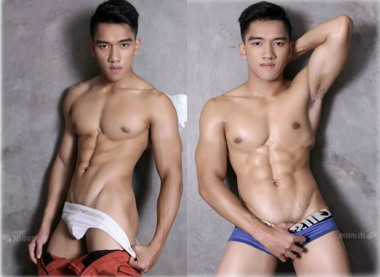 Gang bang thai male model naked photo strange places anal