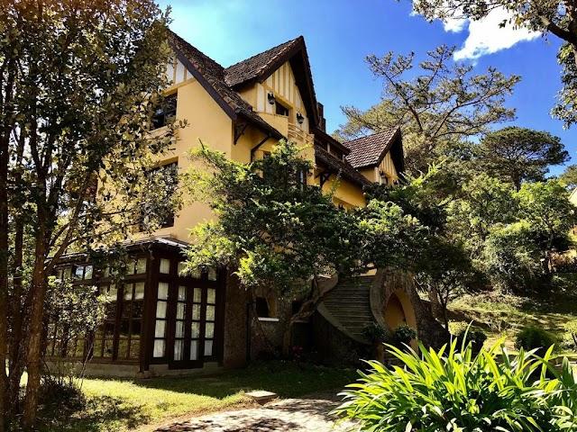 3 old hotels in Da Lat