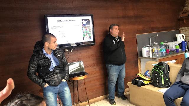 Se llevaron a cabo los Cursos de Arbitraje en Río Grande