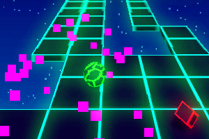 space-roll-game